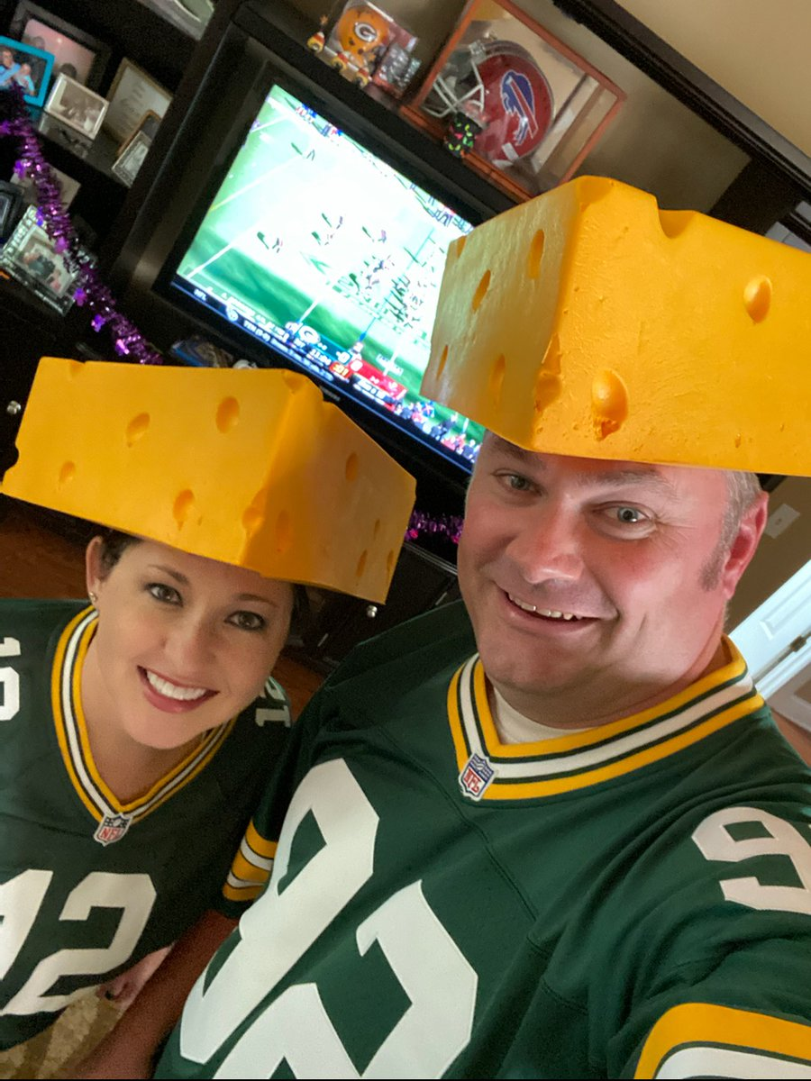 @packers @UScellular Watching from Millbrook, AL with @MrsSolomon06!!!!  #GBvsTB | #GoPackGo #PackerRollCall