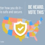 Image for the Tweet beginning: Your voice matters. Learn more