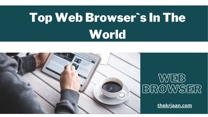 Top Simplest Web Browsers In The World