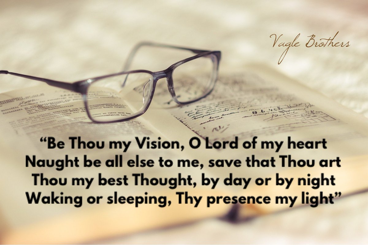 #bethoumyvision #hymns #vaglebrothers