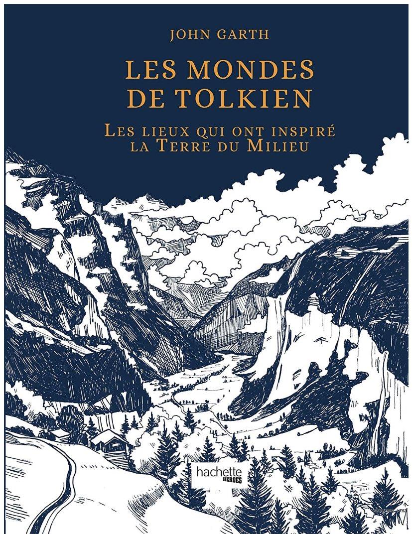 🧙🏻♂️ Excellente nouvelle ! @hachetteheroes publiera le 12.11 «Les mondes de Tolkien» de @JohnGarthWriter (auteur de Tolkien et la guerre).  Sur les pas de #Tolkien, partez à la découverte des lieux qui ont inspiré la création de la Terre du Milieu dans Le Seigneur des Anneaux. https://t.co/LhW9cKnf0X