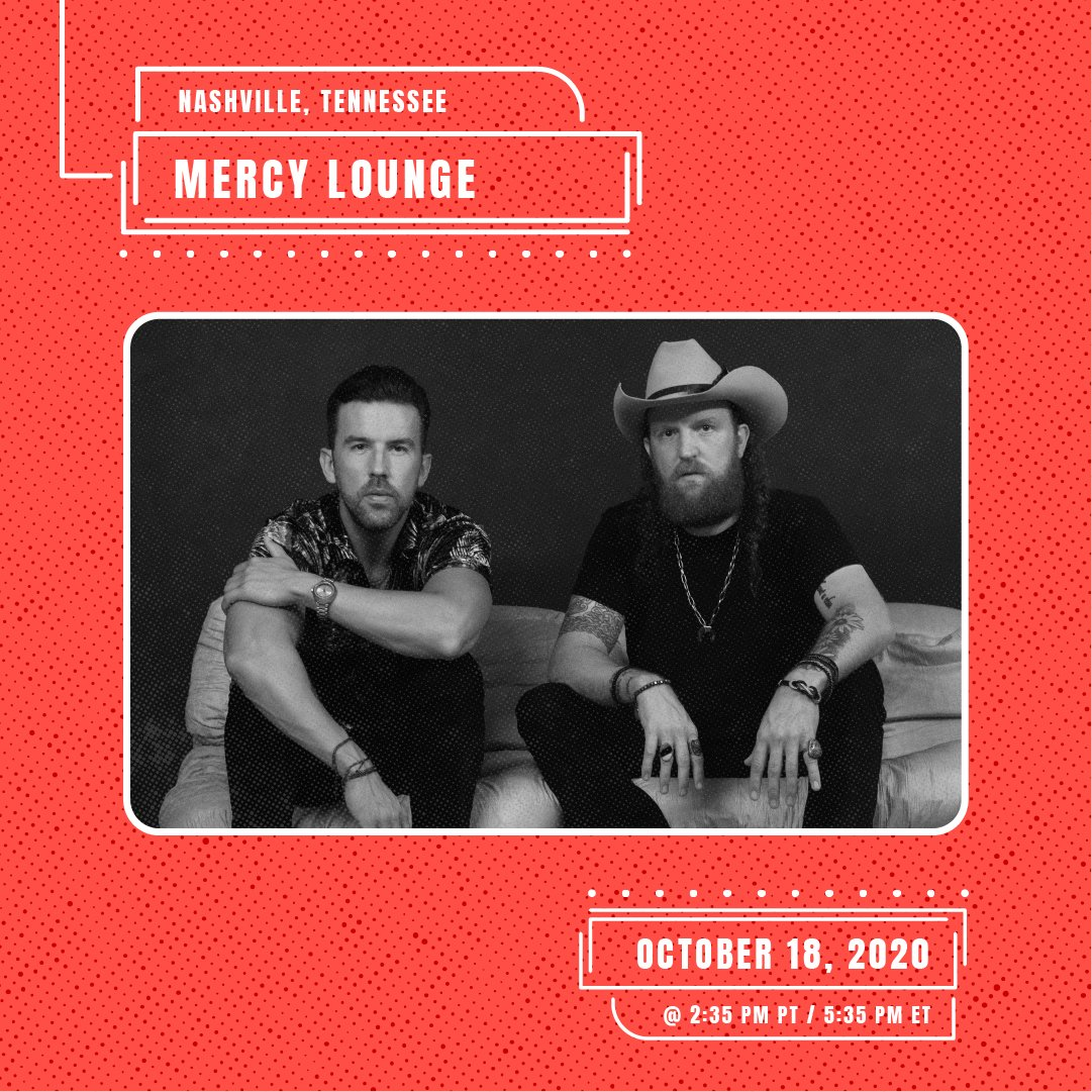 John and TJ take the @mercylounge stage today for #SOSFEST presented by @nivassoc in support of #SaveOurStages! Tune in at 2:35pm PT/5:35pm ET here: https://t.co/NQg44qDX3i -Team BrOs https://t.co/OhxxyFd0cH