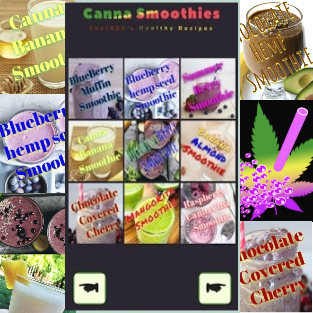 Another FREE App from Chef420 Smoothies,Blueberry, banana, strawberry, and More! Healthy Edible Infusions with Chef420 easy recipes on your android!  >>https://t.co/kuyX3UxmOr  #Chef420 #Edibles #Medibles #CookingWithCannabis #CannabisChef #CannabisRecipes #InfusedRecipes https://t.co/giJ6X5Djue