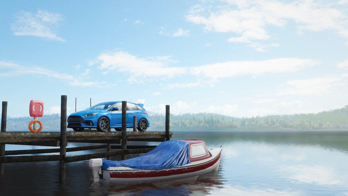 #FordCrossing photo challenge  @ForzaHorizon  #Xbox #ForzaShare #ForzaHorizon4 #XboxShare #Ford #FocusRS https://t.co/2Us2qfQTiA
