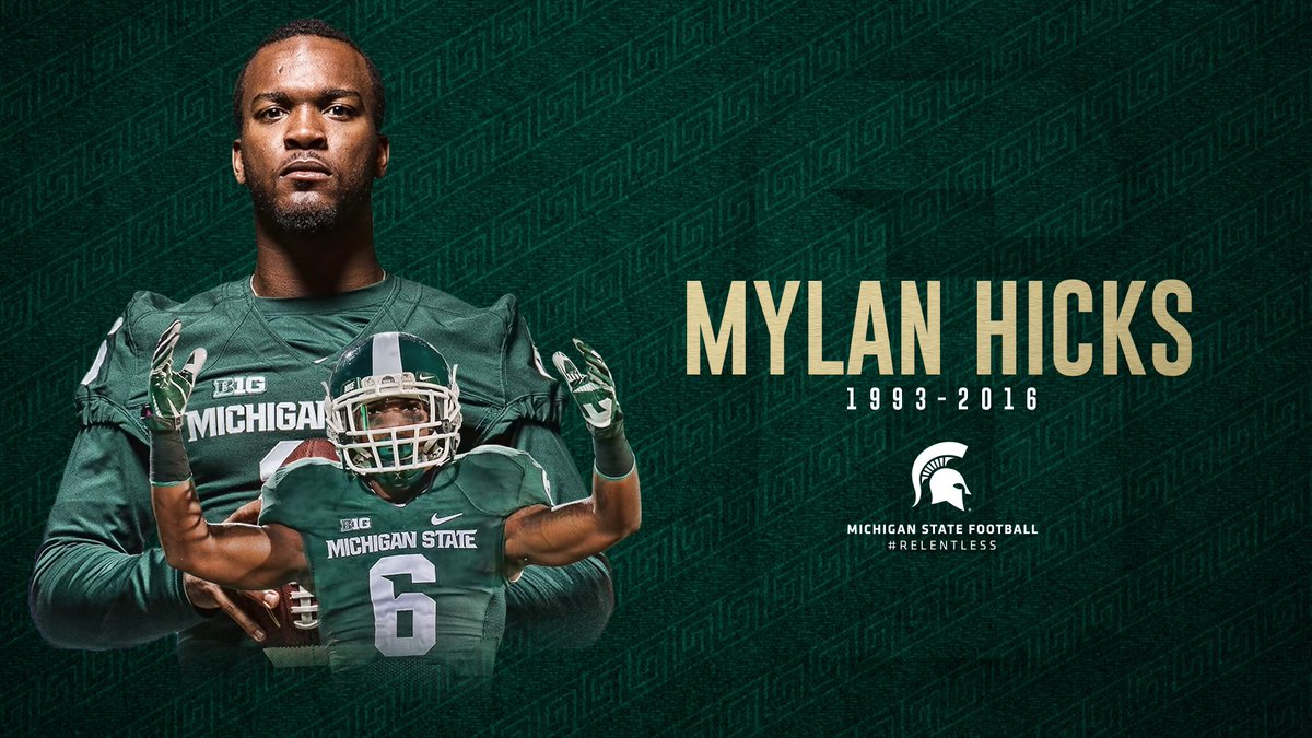 This one is for Mylan 💚 6 days until kickoff