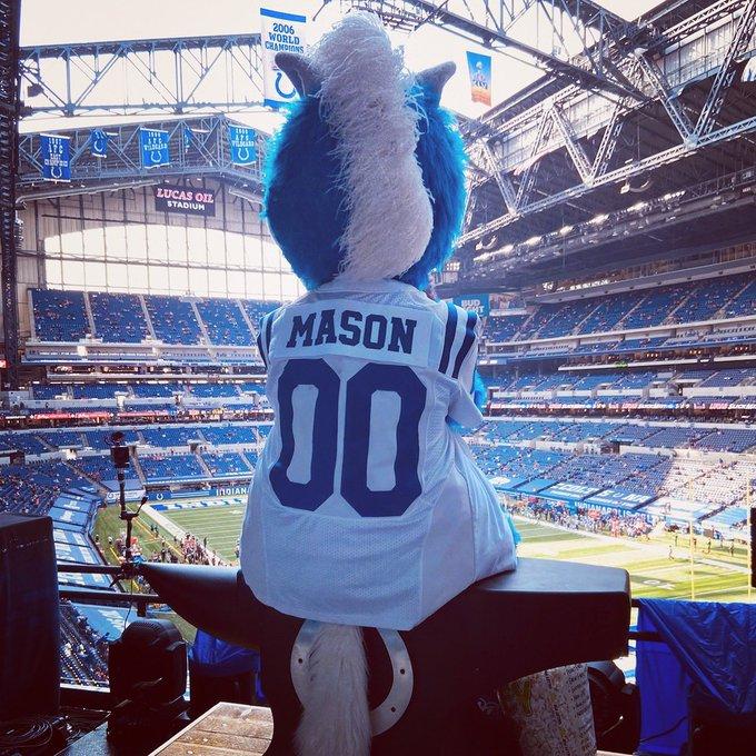 Miss you bro. #MightyMason #CrucialCatch #ForTheCure https://t.co/zZIqIk4Kmv