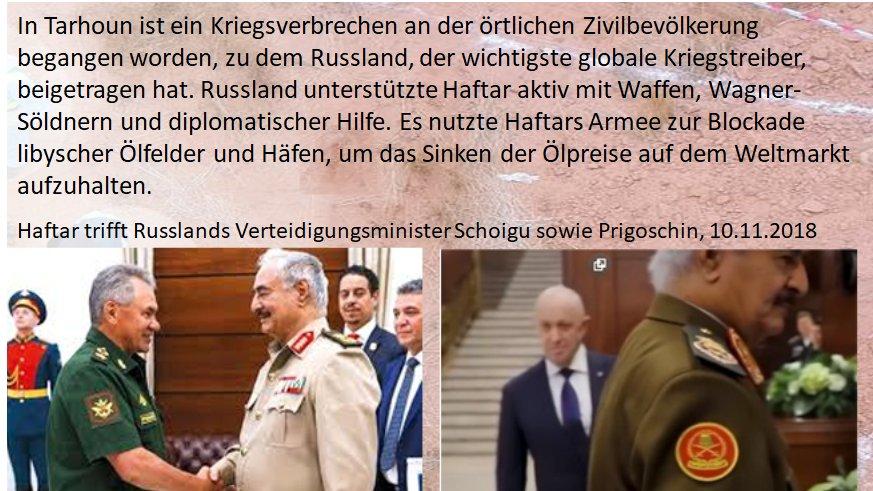 Für Den Haag. #Libyen #Tarhuna #Russland #Haftar #Kriegsverbrechen https://t.co/NfdDP9pPtg https://t.co/106vbBm1Vw