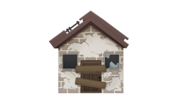 Emojipedia On Twitter Derelict House On Ios Android Whatsapp And Facebook Https T Co Senbafqzg0