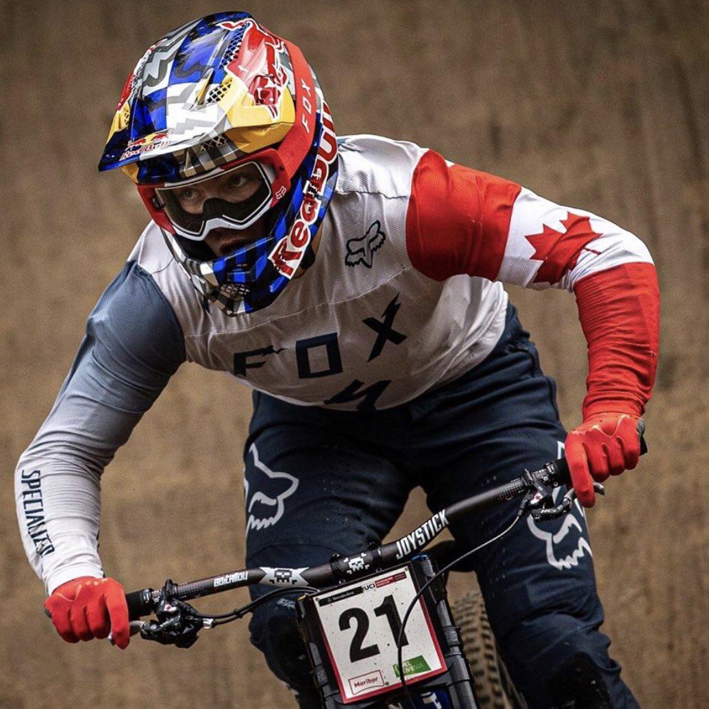 test Twitter Media - Premier podium de la saison 🏆  Finn Iles se classe quatrième à la deuxième ronde de la coupe du monde de descente 💪🏼 Quel début de saison! https://t.co/mlUeM02mnN