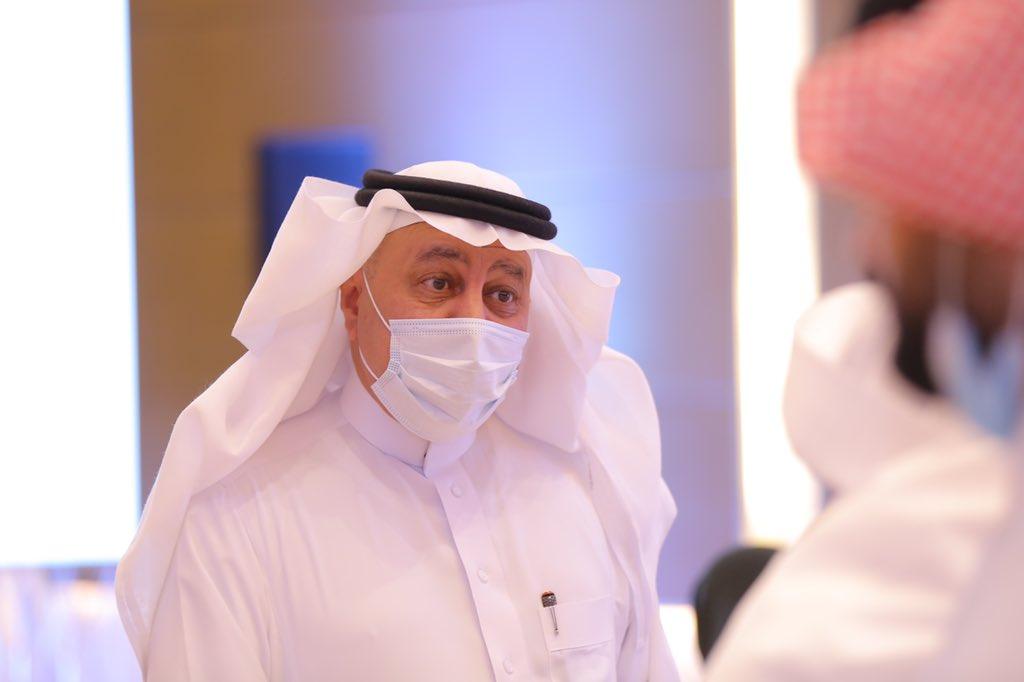 صور | التزام بالإجراءات الاحترازية في حفل إطلاق الدورة الثامنة من جائزة الأميرة صيتة بنت عبدالعزيز للتميز في العمل الاجتماعي.