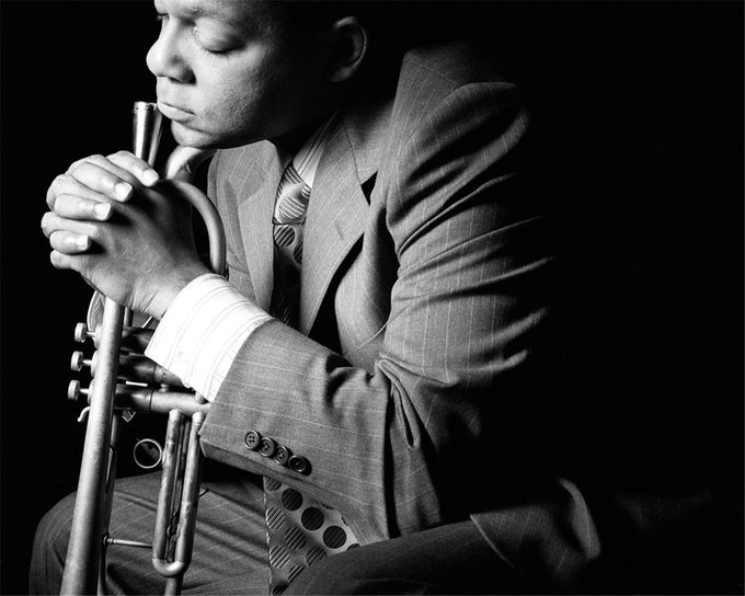 An extremely happy 59th birthday to the trumpet maestro Wynton Marsalis!