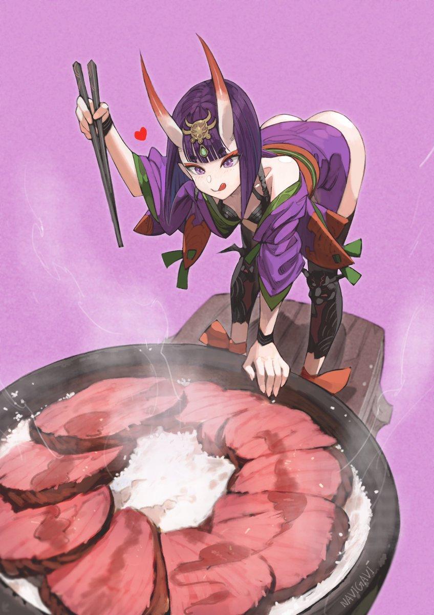 ステーキ丼🍚#Skeb