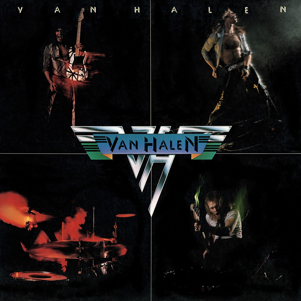 In memory of the late guitarist Eddie Van Halen, I am #NowPlaying the VAN HALEN self-titled full length album on CD from 1978 on Warner Bros. Records! This is from my late brother's music collection. It's a great album from beginning to end! #HeavyMetal #HardRock #MusicIsLife 🤘 https://t.co/ismH0F9hdE