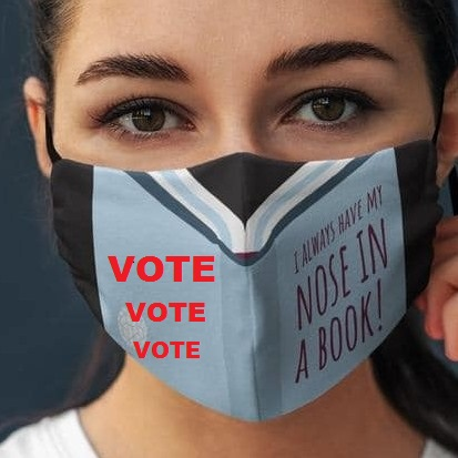 #VOTE #READ #learn #pickyournextread #readthereviews #readandlearn #booknews #NewBooks