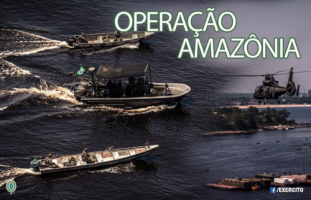 Assista ao documentário sobre a Operação Amazônia a ser exibido na TV Brasil, hoje, às 19h30. Acesse: https://t.co/9SVvpSjLCI ou sintonize o canal em sua região, pelo link: https://t.co/DmuI0xRdqF #OpAmazônia https://t.co/v6Gp3h1FZl