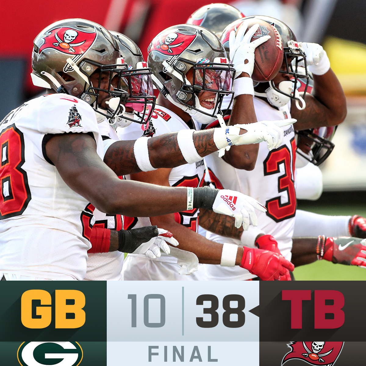 @NFL's photo on Packers