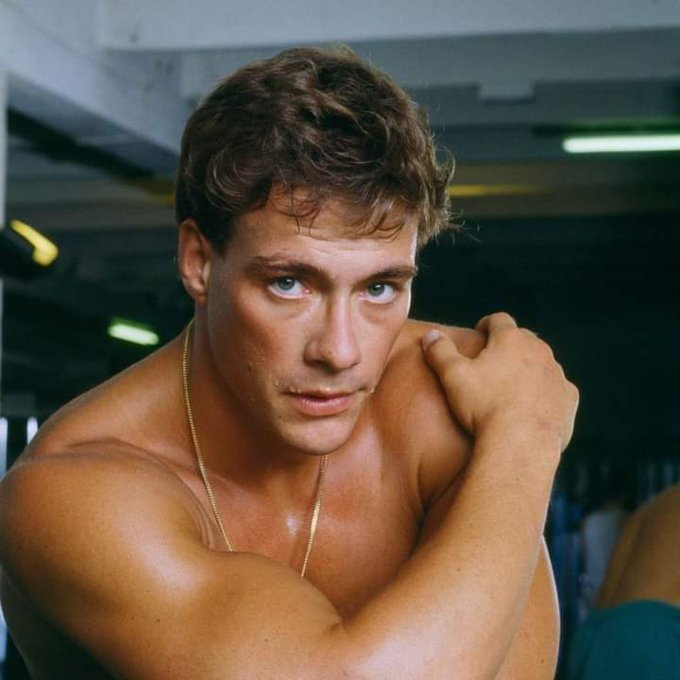 Happy Birthday to Jean-Claude Van Damme who turns 60 today!  The Best
