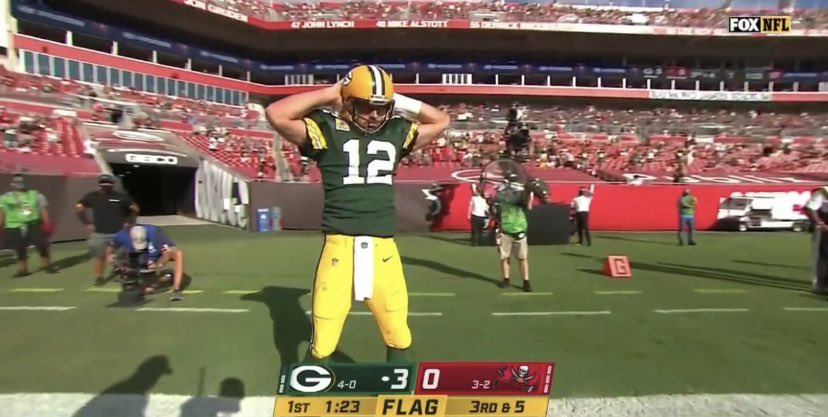 @tatefrazier's photo on Packers