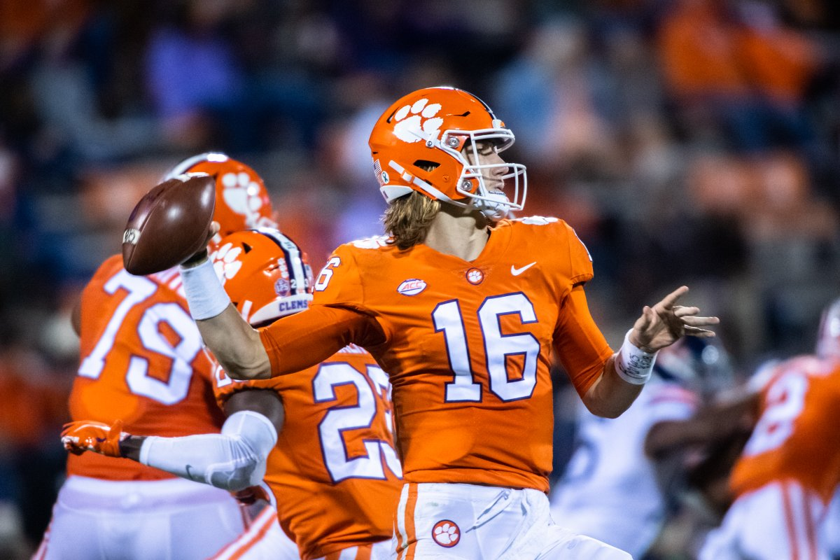 @PFF_College's photo on Trevor Lawrence