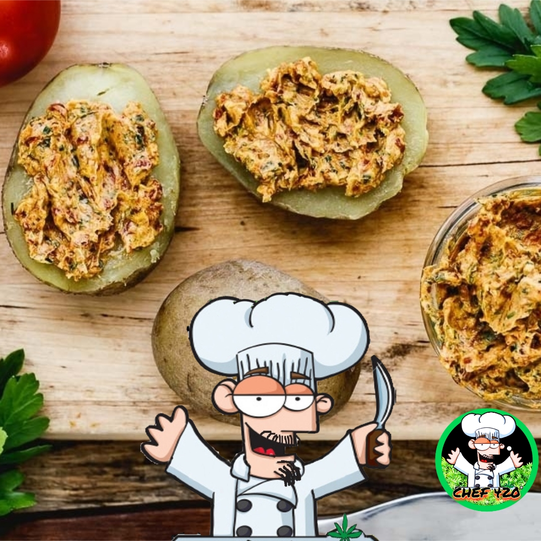 Chef 420s Marijuana Infused Compound Butter Recipes, Basil, Blue Cheese, Garlic Herb, Herb Butter, Lemon Basil, Sundried Tomato, Honey Butters!  https://t.co/NcsBfrLy3i  #Chef420 #Edibles #CookingWithCannabis #CannabisRecipes #InfusedRecipes  #Happy420 #420day #420blazeit https://t.co/JB9TghVxsc