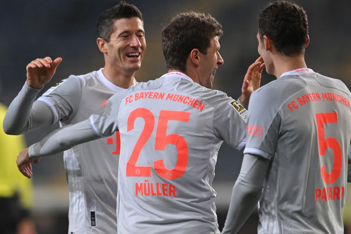 Now on Naija Reports Daily Schmankerl: The aftermath of Bayern Munich vs. Arminia Bielefeld; Timo Werner and Kai Havertz powered Chelsea offense despite draw; and MORE! https://t.co/gRYeznP7GM https://t.co/ZJGP1QkCYL