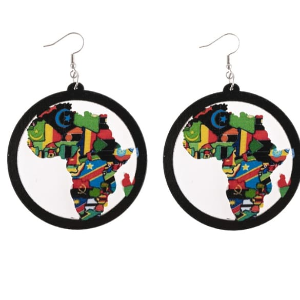 #earrings #afrocentric #afrocentricjewelry #blackownedbusiness #blackownedboutique #blackgirlmagic #blackgirlfashion #woodenearrings #woodearrings https://t.co/ZFkhogW1cr