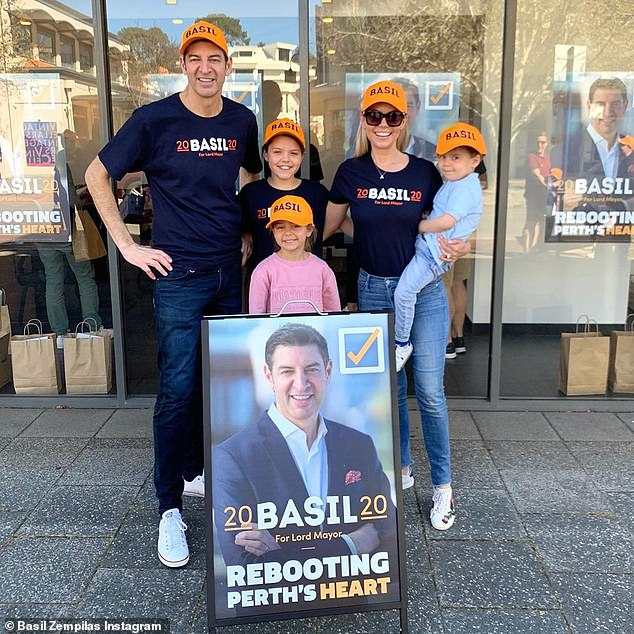 Newly elected Perth mayor and Channel Seven star Basil Zempilas doubles down on his radical plan to 'forcibly remove' homeless people from the CBD. https://t.co/sk8BXEkc3V https://t.co/T8Vrgbpzub