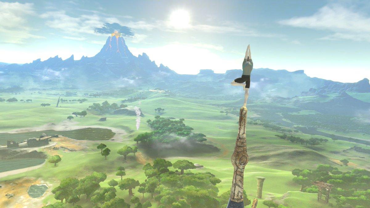 2007年のきょう『Wii Fit』発売!!
