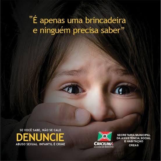 E pq? Estamos em #isolamentosocial  1- A maioria dos abusos é intrafamiliar (quase 70%);  2- Grande parte das denúncias ocorre nas escolas;  3- Educação sexual é PREVENÇÃO p q a criança saiba suas partes do corpo e o q são toques abusivos;  4- NUNCA duvide da criança. https://t.co/IlCqkDTFCE