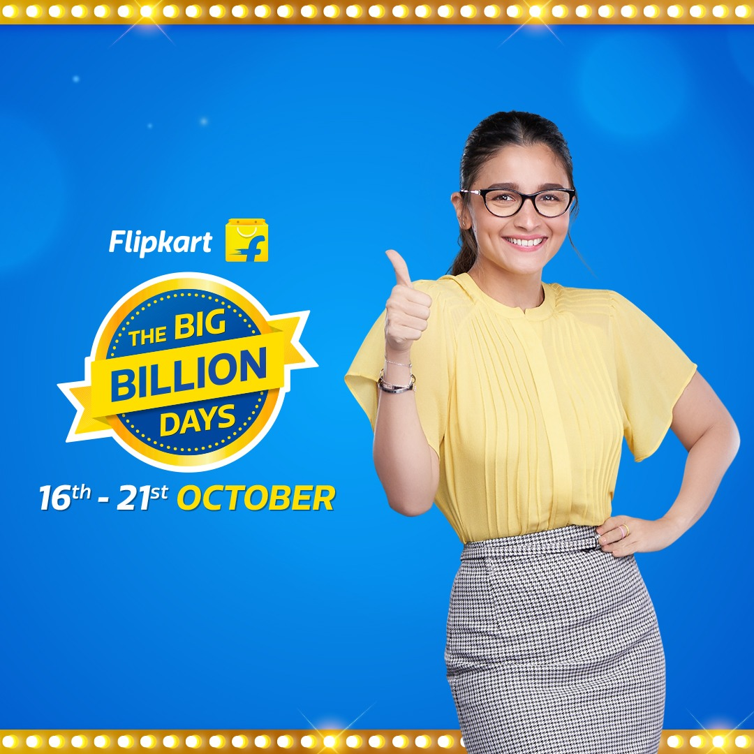 The wait is over! @Flipkart #TheBigBillionDays sale is Live. Go and check-out the fantastic deals now 🛍️
