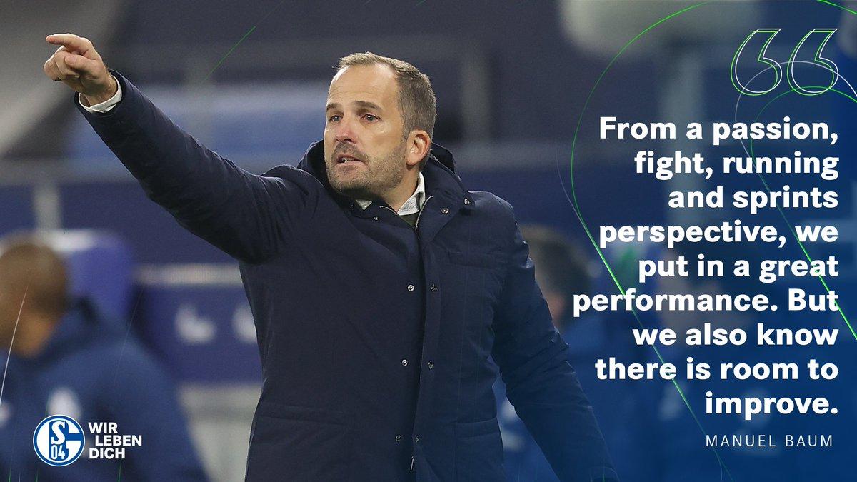 🗣️ The head coach saw plenty of positives yesterday 🙌  #SchalkeUS🇺🇸 | #S04FCU | #Baum https://t.co/34cMO6trCd