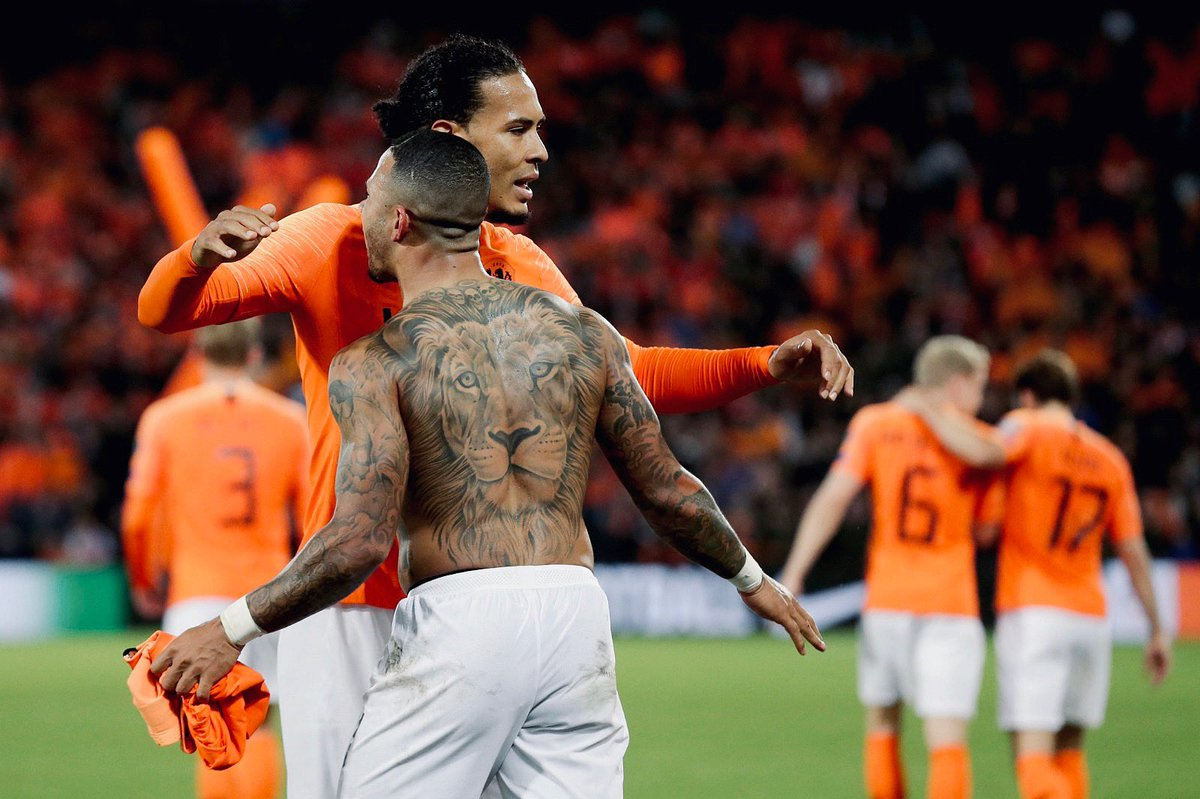 Sad and emotional when I heard the news but after prayer I realized that Through struggles and pain we found our way to succes! God don't make mistakes he's been in your life since the beginning and will now get you through this my G! Everyone is behind you big man! 🙏🏽🧡