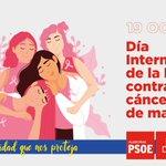 Image for the Tweet beginning: En el #DíaMundialCáncerDeMama #SacaPecho por