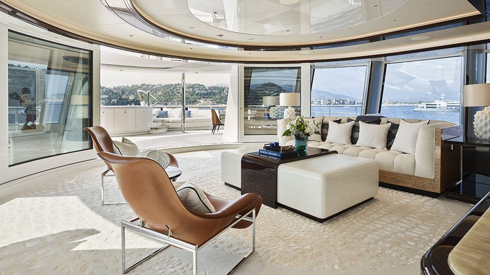 RT @TravelEsquire: From a #Bugatti 🏎 to a Puffer Fish 🐡:   4 Designers Share What Inspired Their #Superyacht 🛳 Interiors   https://t.co/TIQC3MXe5i @RobbReport #yachtlife #Luxury #Yachts #luxurylifestyle #LuxuryTravel #Travel #billionaires #luxurystyle https://t.co/SqL42y0Z7J