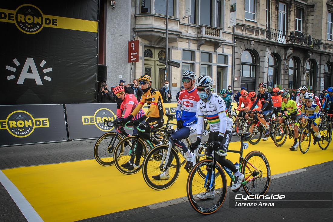 Curiosità tecniche dal Giro delle Fiandre 2020 - https://t.co/F3KuhsdLwU #GiroDelleFiandre #GiroDelleFiandre2020 #Tecnica #Gare #Technews https://t.co/ZlR3ZOqSRH
