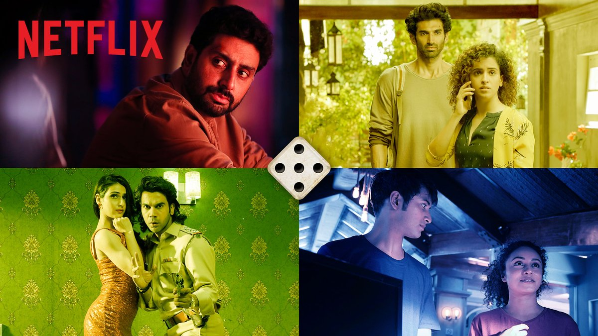 Ludo is in fact life. And we've all practiced enough for this moment. #LudoOnNetflix   @juniorbachchan #AdityaRoyKapur @RajkummarRao @TripathiiPankaj @sanyamalhotra07 @fattysanashaikh @Pearle_Maaney @iamDivyaKhosla @AshaNegi7 @shalinivatsa1 @basuanurag @ipritamofficial @TSeries