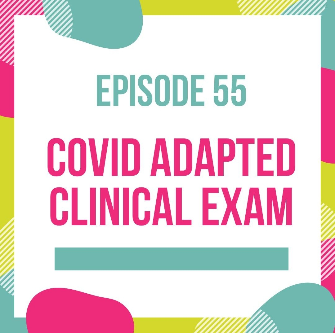 📢 NEW PODCAST ALERT 📢  Today's treat is a long one but we promise it's worth it!   @SMarie4444 & @Hannah08271563 talk to @DrNickTwit & Jennifer Craythorne about the changes to the upcoming Clinical Exam due to COVID. If you're sitting this exam soon it's for you!!! Enjoy! https://t.co/xQhQi5tLAL
