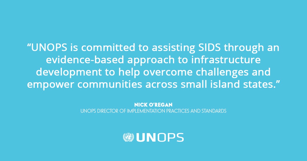 Women & girls are disproportionately affected by challenges faced by Small Island Developing States.  Our new report shows that infrastructure investments have the potential to empower women, girls & vulnerable groups now & in the future: https://t.co/EMzxZIkTOm https://t.co/4S0rZF4RMp