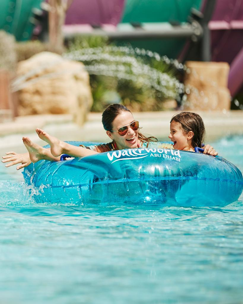 Splash away care-free at Ladies Day every Monday & Thursday at #YasWaterworld, book your tickets online now. #YasIsland #inAbuDhabi https://t.co/tmbvPohhvR