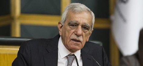 Kobani olayları soruşturması kapsamında ifadesi alınan eski Mardin Büyükşehir Belediye Başkanı Ahmet Türk, adli kontrol şartıyla serbest bırakıldı. https://t.co/06j5I6E1VE