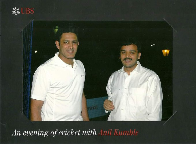 Happy Birthday Anil Kumble - The unsung hero of many Indian wins!