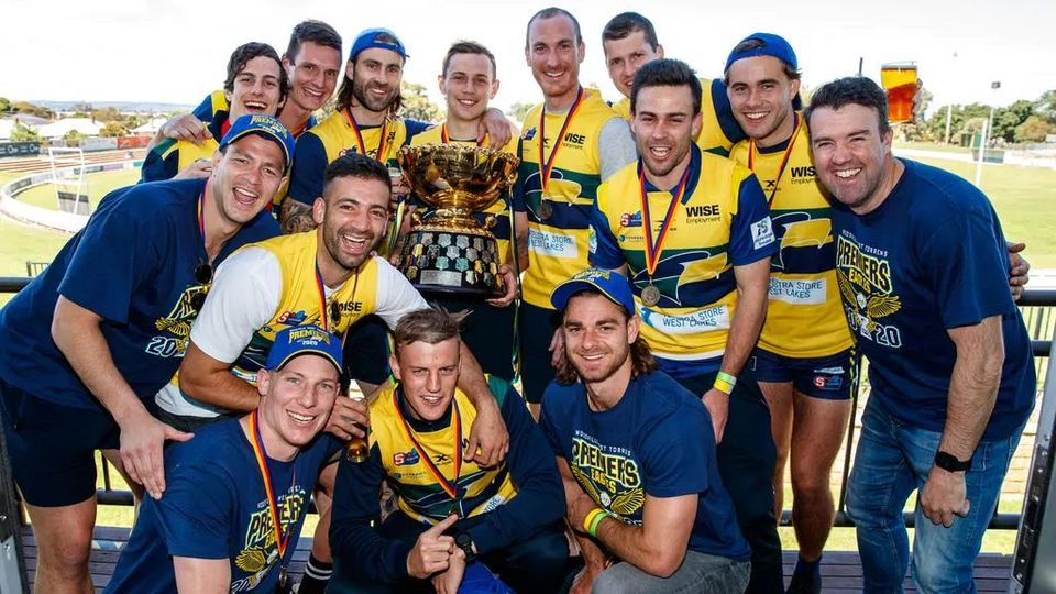 Lachie Jones is an #AFLDraft certainty but @EAGLES_WWTFC coach Jade Sheedy says he side could lose five more premiership heroes later in the year.  Plus all the wash-up from yesterday's grand final triumph with @andrewcapel: https://t.co/LswmZMrDOV https://t.co/k7e7x65aEM