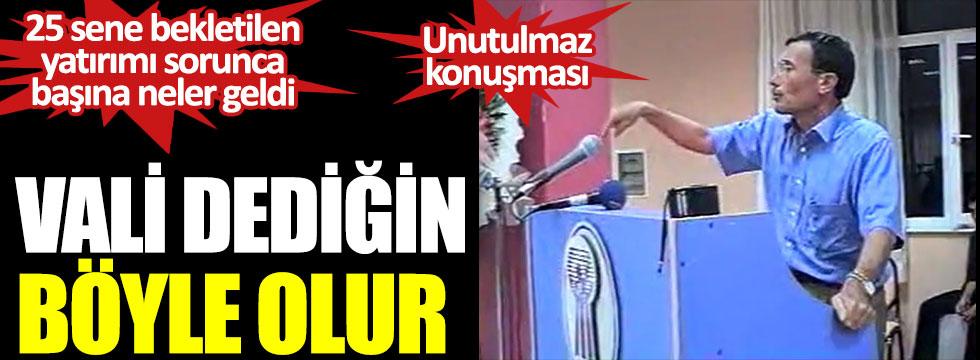 Geçirdiği trafik kazası sonucu 8 Eylül 2003'te vefat eden efsane Vali Recep Yazıcıoğlu'nun unutulmaz açıklamaları Denizli Valisi Ali Fuat Atik'in dönerci ile diyalogunun ardından yeniden gündeme gelmeye devam ediyor  https://t.co/nGjwqvS5p0 https://t.co/ri1D5ZhLyi