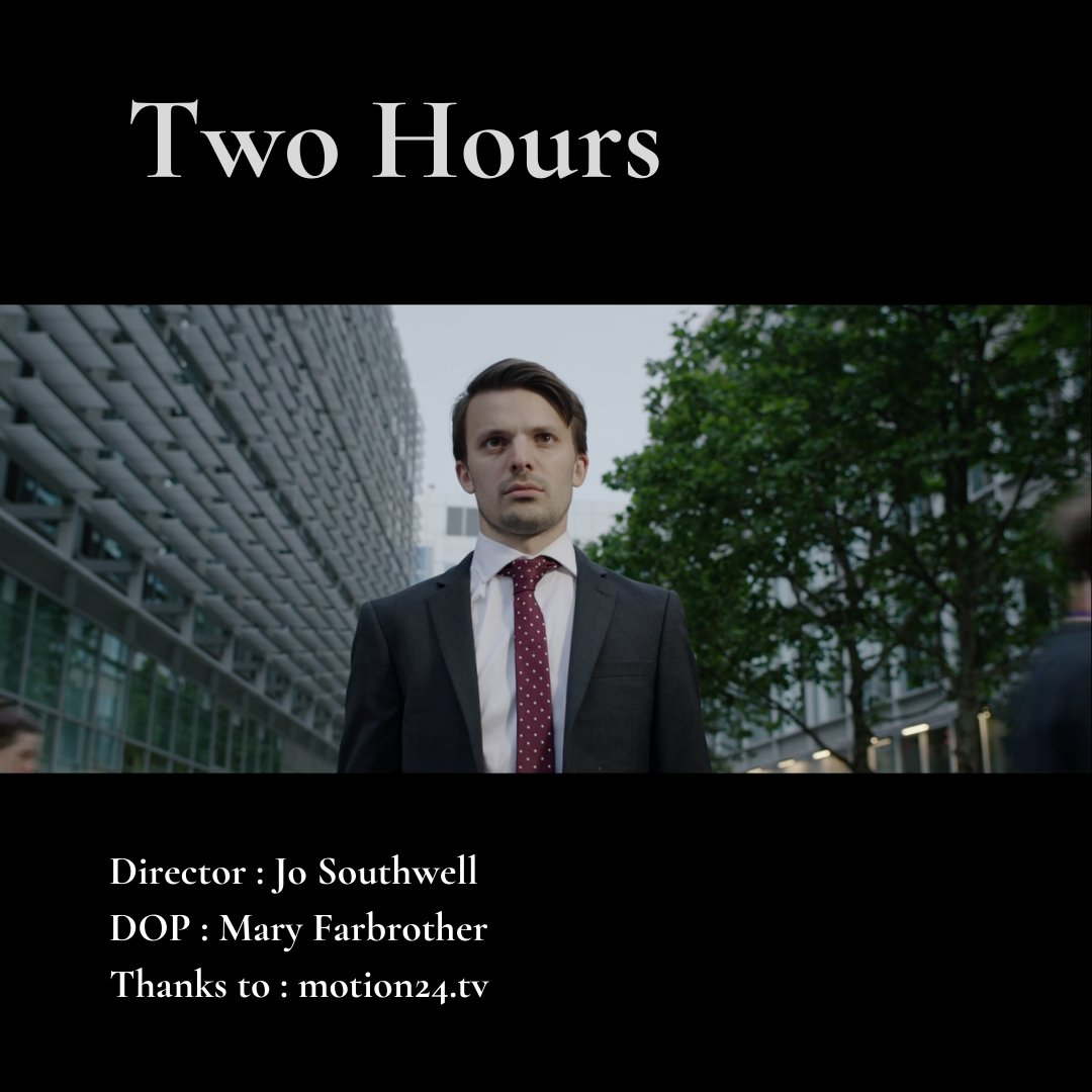 I really enjoyed working with the talented TV actor Richard Southgate in TwoHours. Now a @bafta @bifa qualifiying film ! #aston #productions #features #TV #indie #film #josouthwell #coproduction #female #makeithappen #charity #london #grenfell #whitecity https://t.co/UJ5rPRCJyP