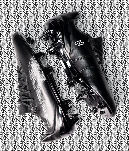PUMA サッカースパイク『キングプラチナム NJR FG/AG』ネイマール着用シグネチャーモデル10月19日から発売 (¥27,500円)