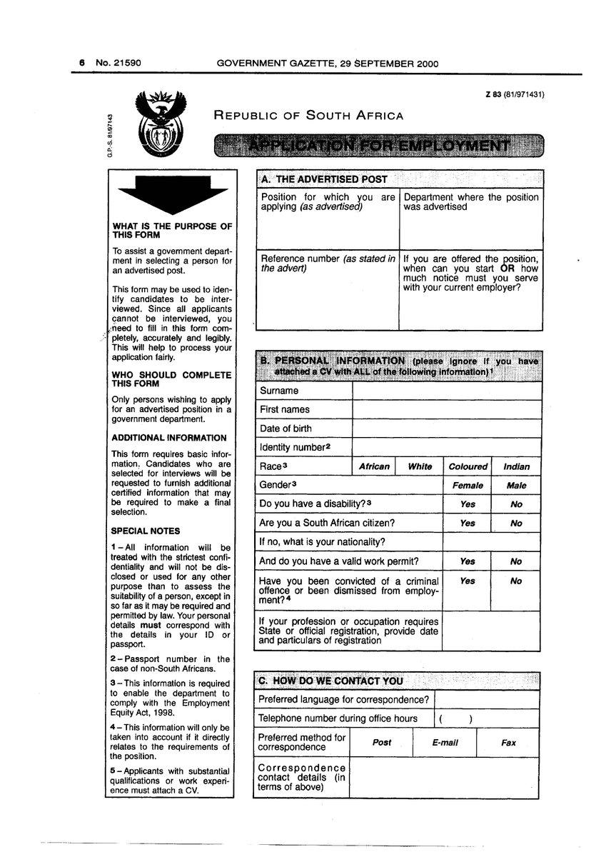 Public service vacancies available ➡️https://t.co/rQ6dXh72sG  #MondayMotivation #Employment https://t.co/9HBzBq6dAp
