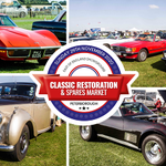 Image for the Tweet beginning: Classic motoring comes to the