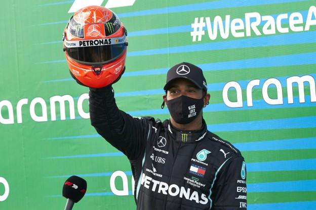 Haug: 'Hamilton en Schumacher zouden binnen duizendste van seconde zitten' https://t.co/HJrUtTHYQ4 #Formule1 #Formule1nieuws #F1 https://t.co/liZ84mLas1