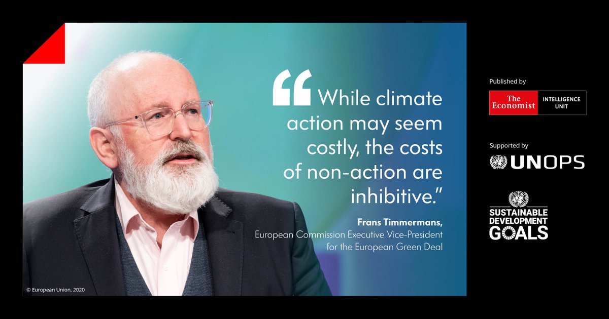 Blog: Climate change may damage our economies to the sum of €600T. So while climate action may seem costly,  returning to business-as-usual is simply not an option: https://t.co/jolfvIERjq | @TimmermansEU https://t.co/7JSY0qjE66