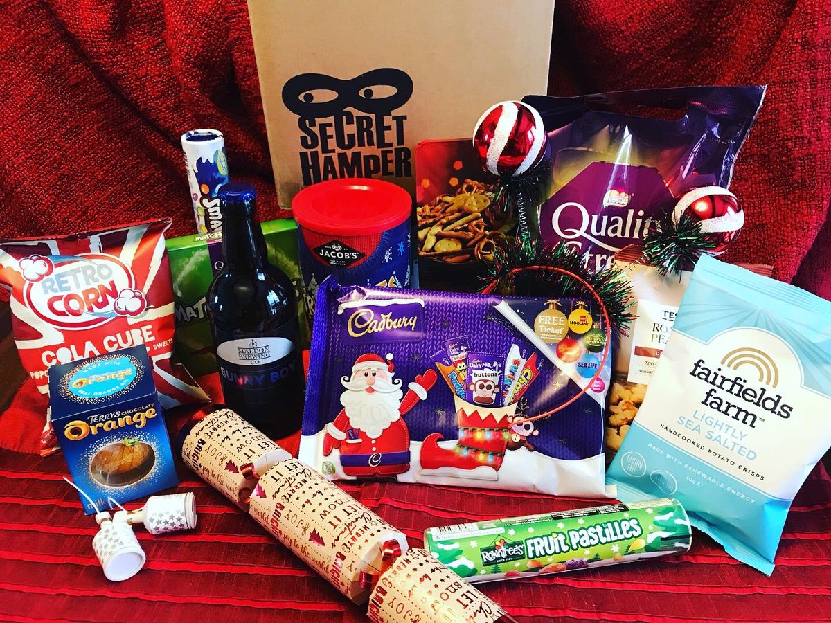 @TheoPaphitis Adding some great new products to the website today. Lots of ideas for gifting and a Virtual office Christmas party box too! Just in case you're starting to look for some inspiration Mr P secrethamper.com #SBS #ShopSmall